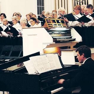 Sheepscot Valley Chorus