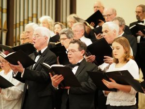 Sheepscot Chorus Performs Missa Gaia in April 2020